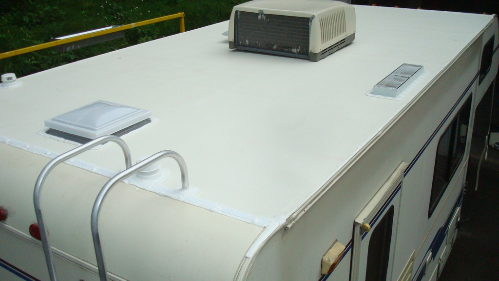Rv Roof Repair Northwest Coach Truck Trailer And Marine